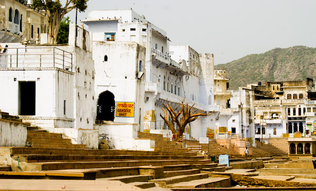 best places in north india, pushkar, best places to visit in north india