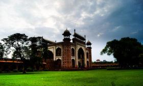 best places in north india, taj mahal, agra