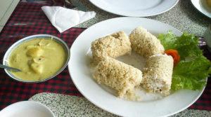 Puttu, Delecious South Indian breakfast