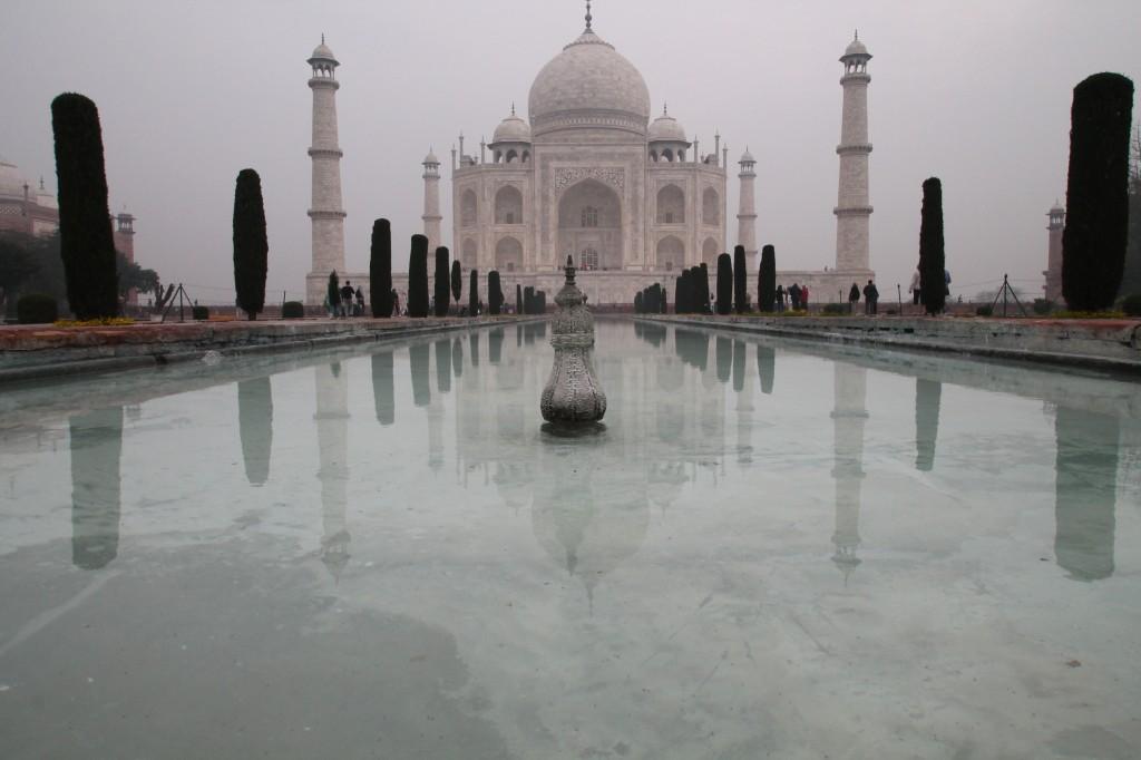 Taj Mahal at Dwan