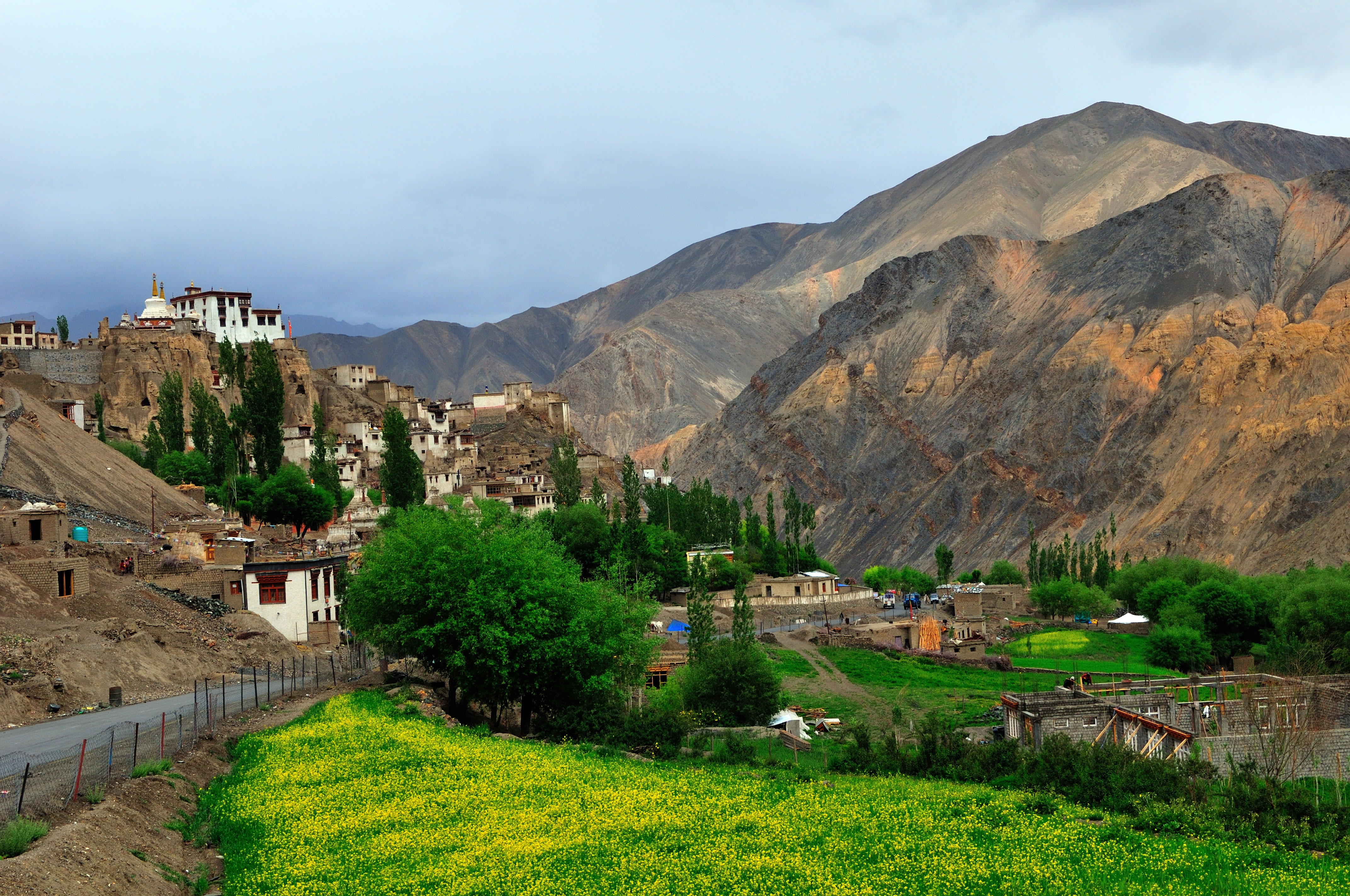 Leh Ladakh, As Idyllic as they come (Photo Credits)