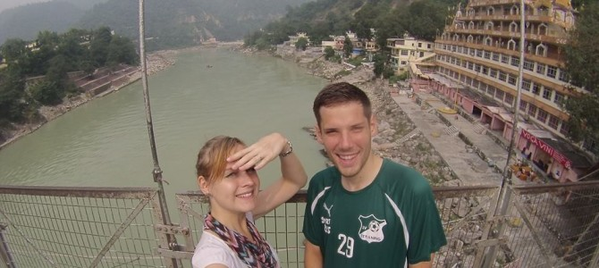 Our Rishikesh Experience