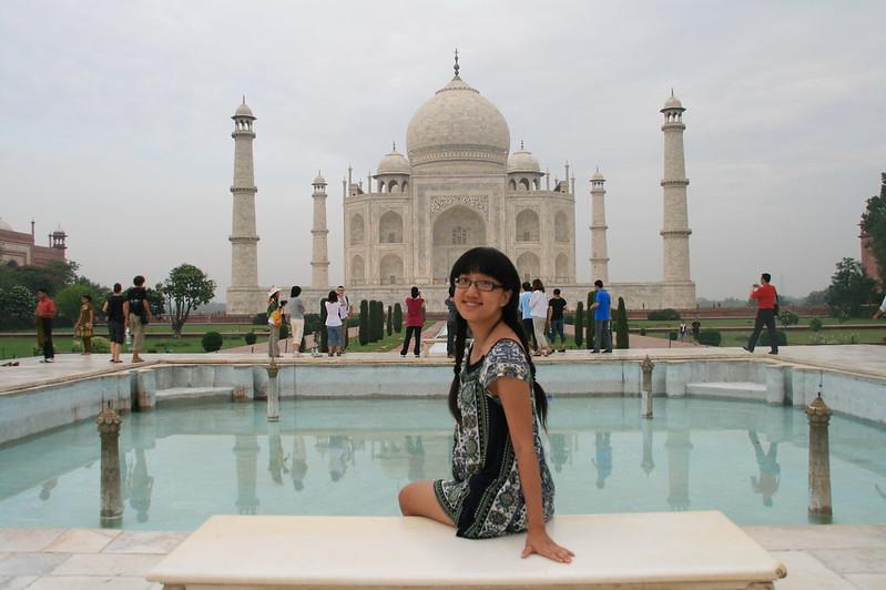 Taj Mahal, Trips to Agra