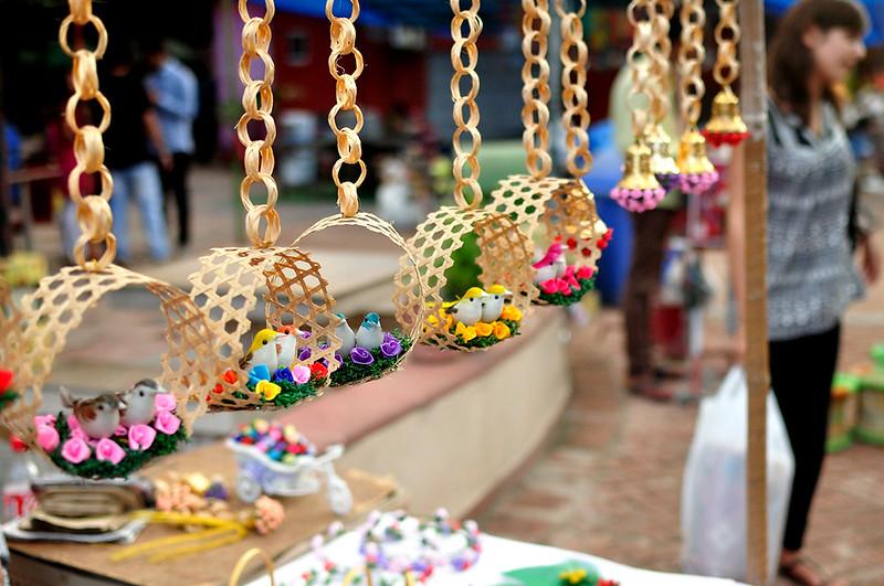 Markets in New Delhi