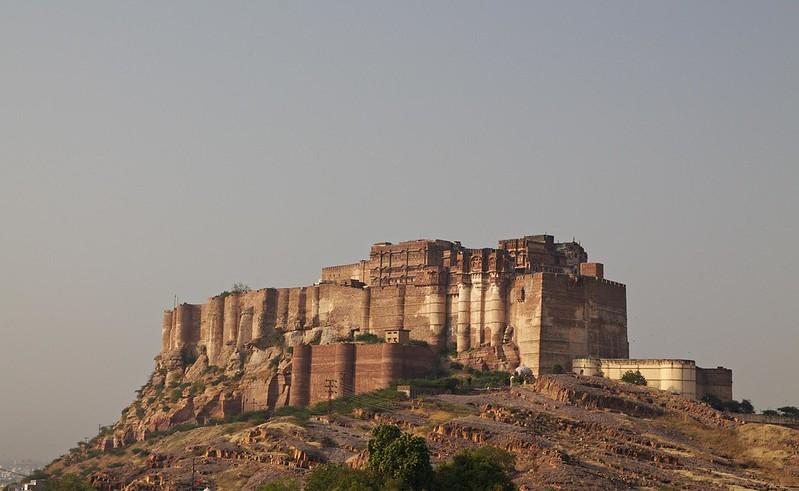 history of Rajasthan, Adventures in Rajasthan