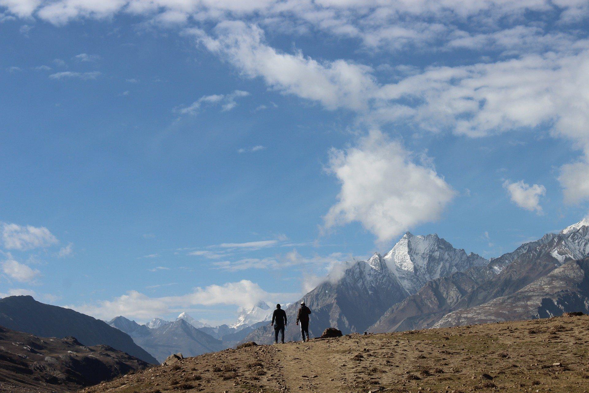 Into the peaks, top 10 adventure activities in India