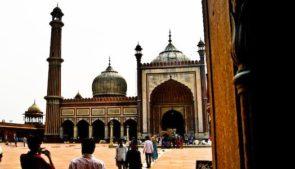 Jama Masjid, Sehenswürdigkeiten Delhi