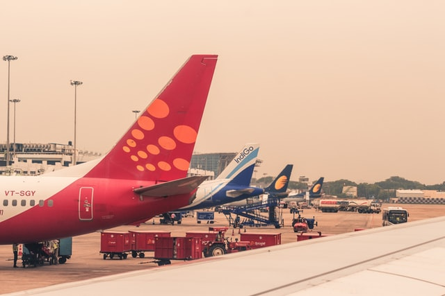 Air travel in India