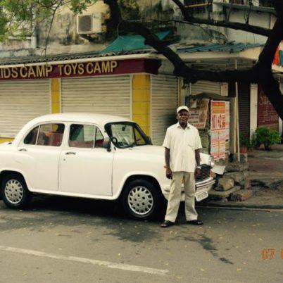 Louer une voiture avec chauffeur en Inde