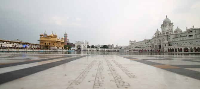A day of travel, food and spirituality in Amritsar (India)