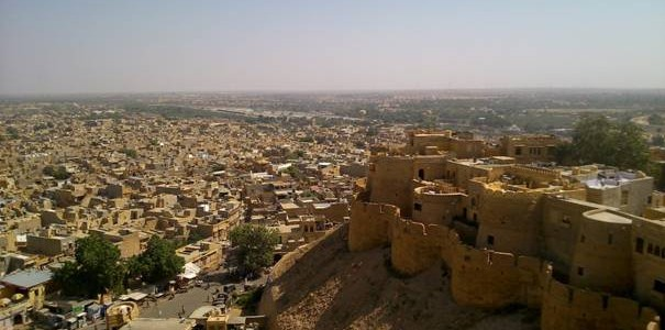 Jaisalmer: The Golden city in the Desert