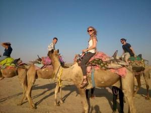Camel safari in India, Jaisalmer