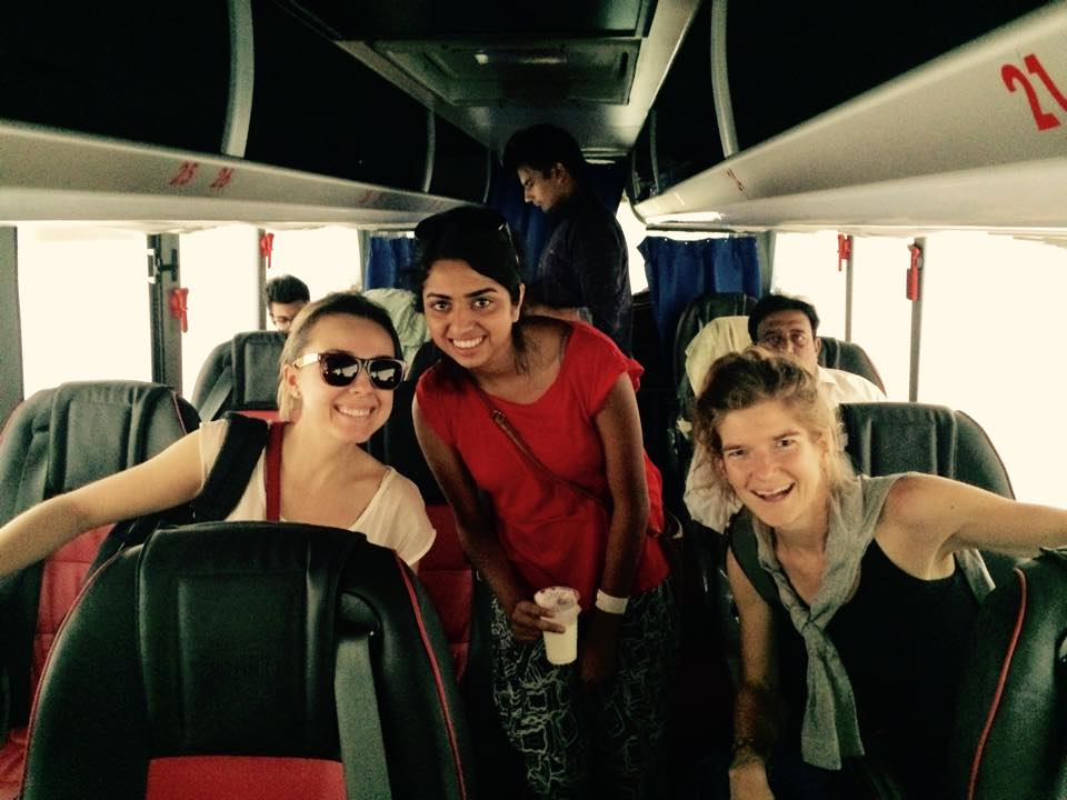 Our best bus ride - Mumbai to Udaipur by Bus