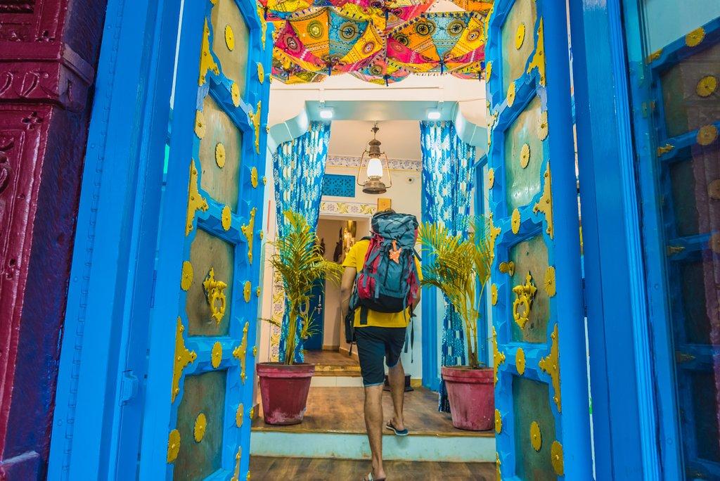 Zostel Jodhpur, Hostel hopping through Rajasthan, Best hostels in North India