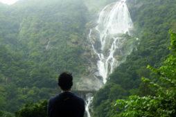 Goa zur Regenzeit Indien