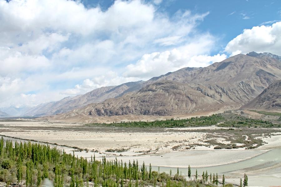 Goa zur Regenzeit Indien, routes for leh and ladakh