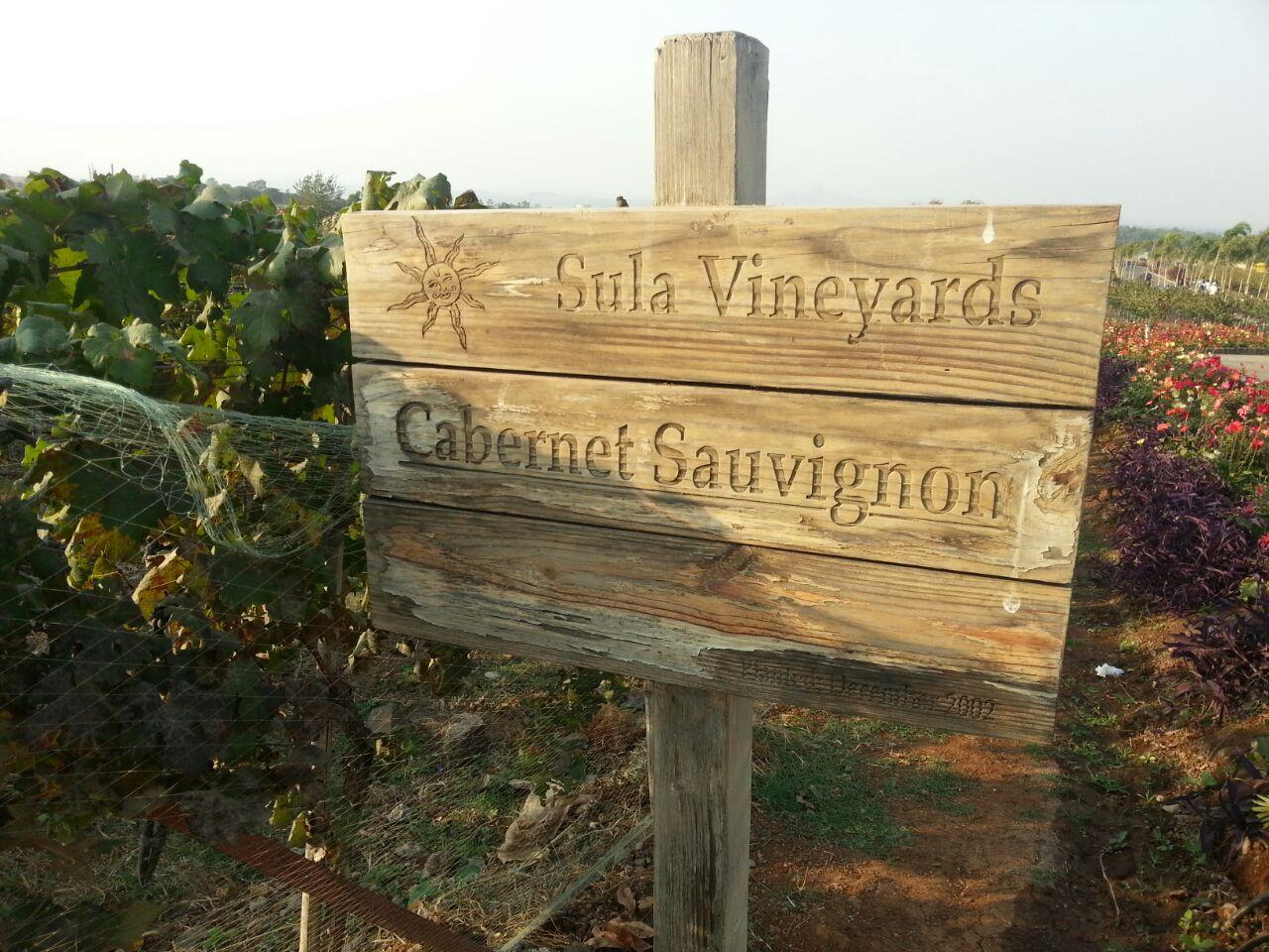 Sula Vineyards, Nasik, Maharashra