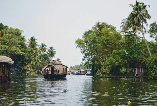 Houseboat in Kerala, Solo female travel in Kerala