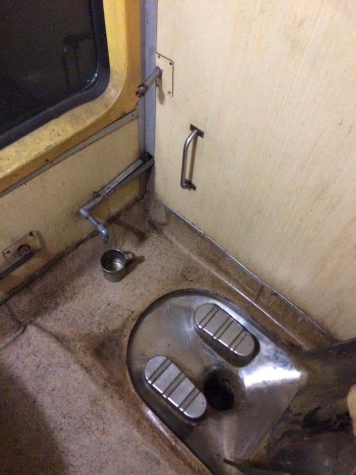 Nahezu jede Reiseroute durch Indien lässt sich per Zug bereisen
