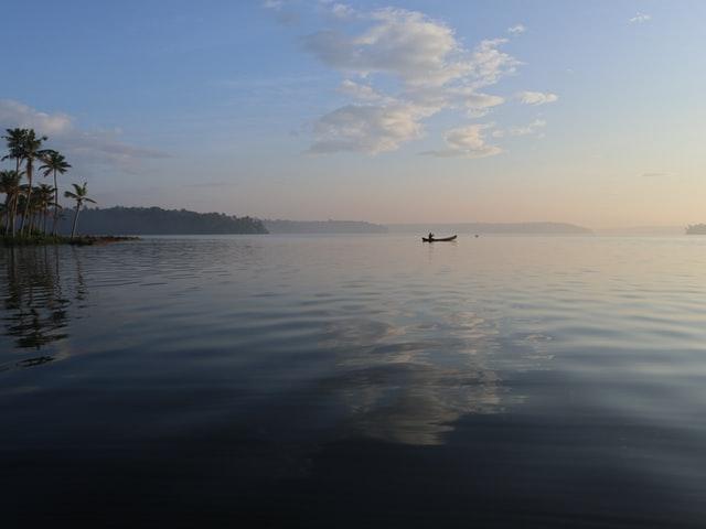 Backwater of Kerala, Solo female travel in Kerala