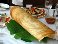 Essen in Südindien