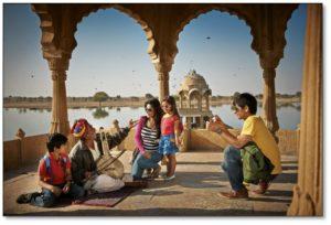 Family holiday to India