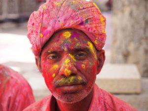 Holi: la fête des couleurs
