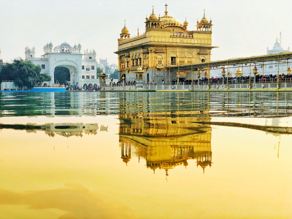 Best places to visit in North India - Golden Temple