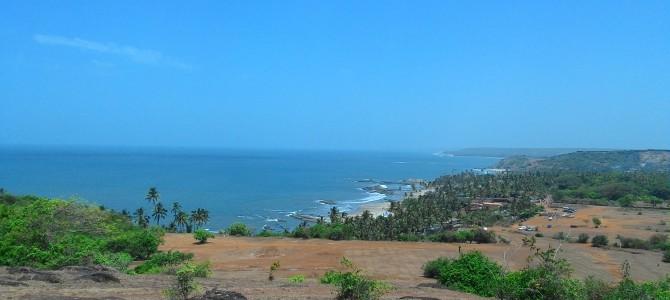 Getting from Mumbai to Goa
