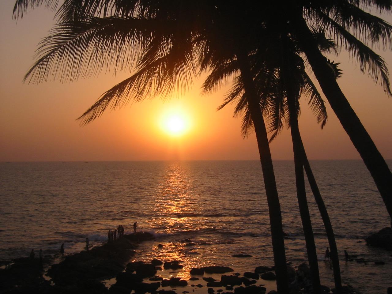 Strand Indien