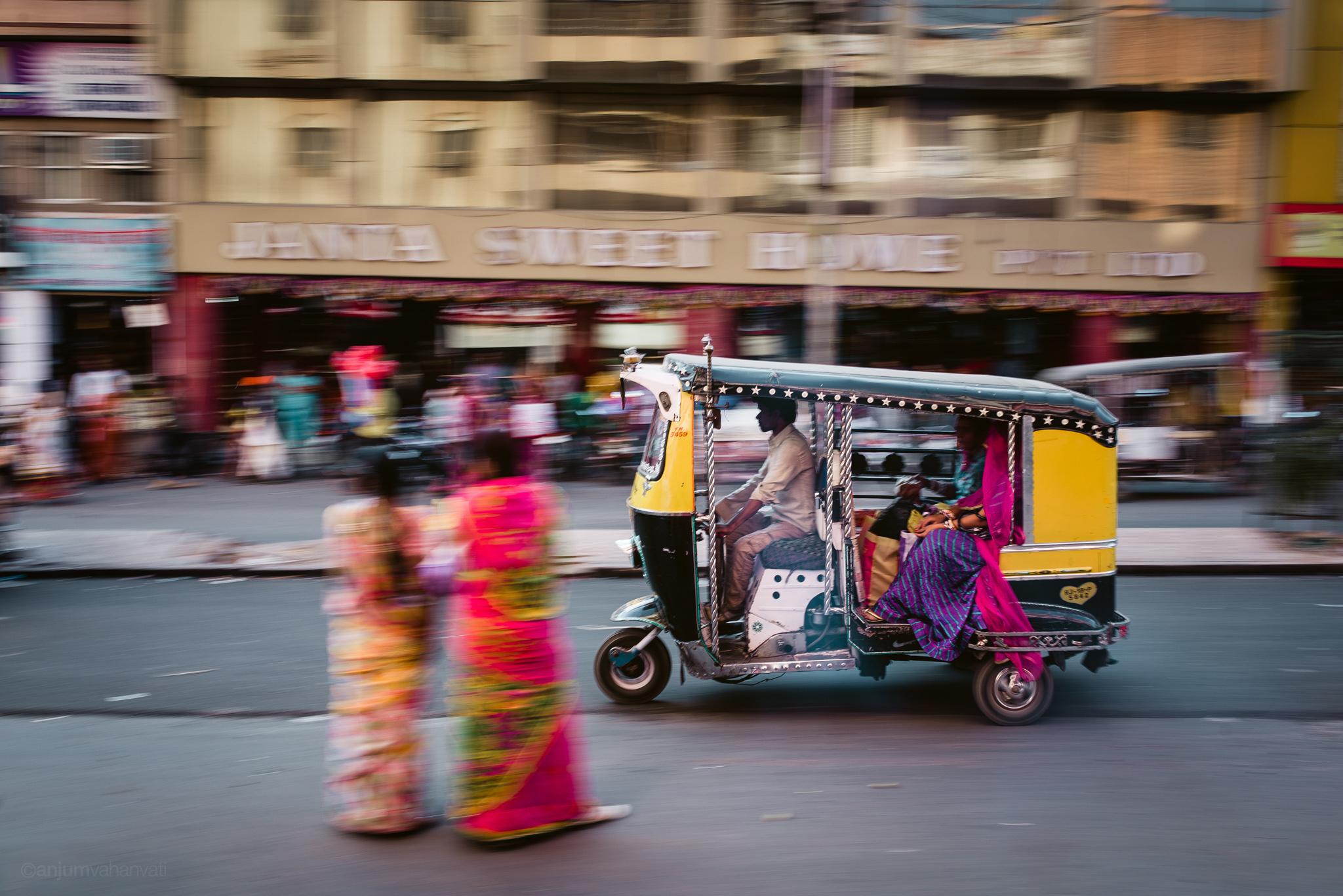 Auto in Indien mieten
