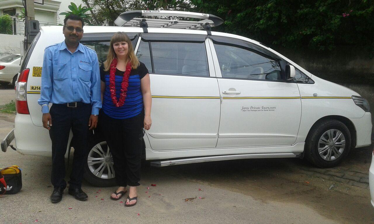 Autovermietung in Indien