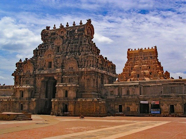 temples with great architecture, getting from Chennai to Kerala