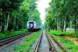 Reise nach Goa, Goa Reise mit dem Zug