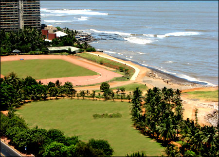 Places To Go Jogging When In Mumbai India Someday Travels