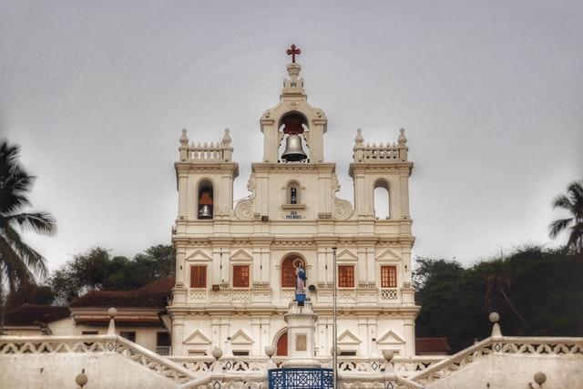 Chruches in Goa