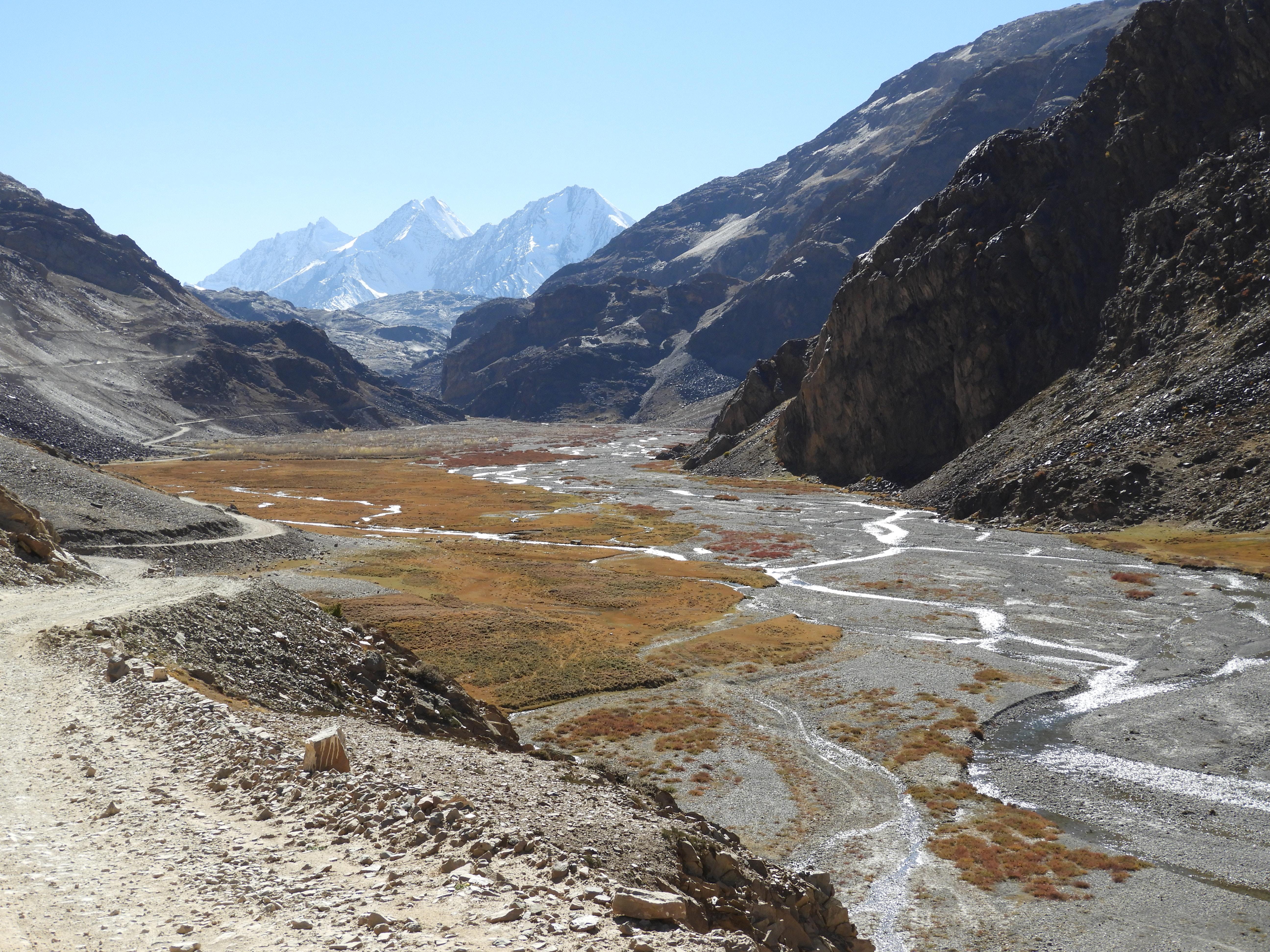 Land of lamas, Leh Ladak routes