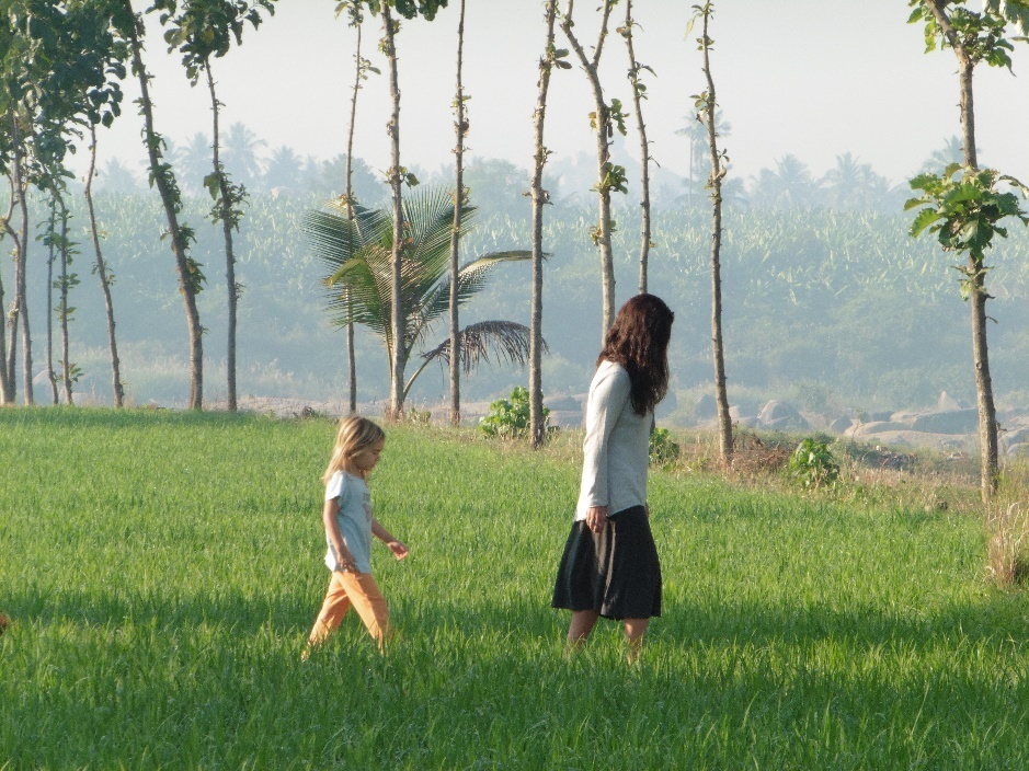 Kerala, Travelling in South India with Children