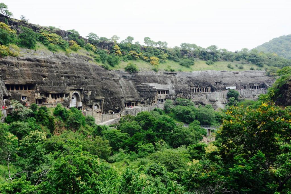 Ajanta-Caves-1
