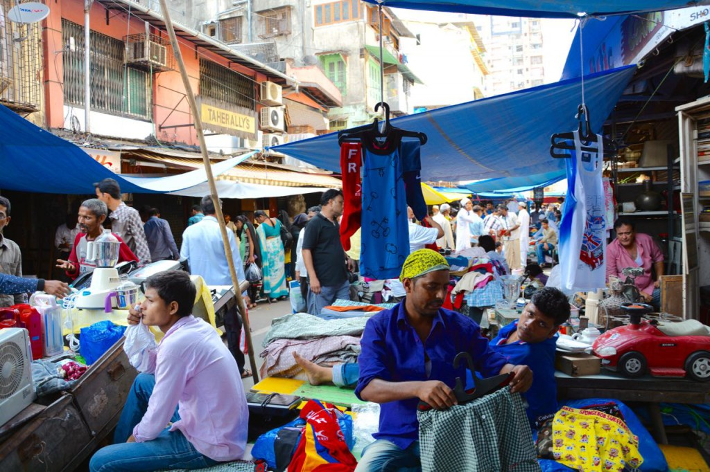 Bombay crawford market