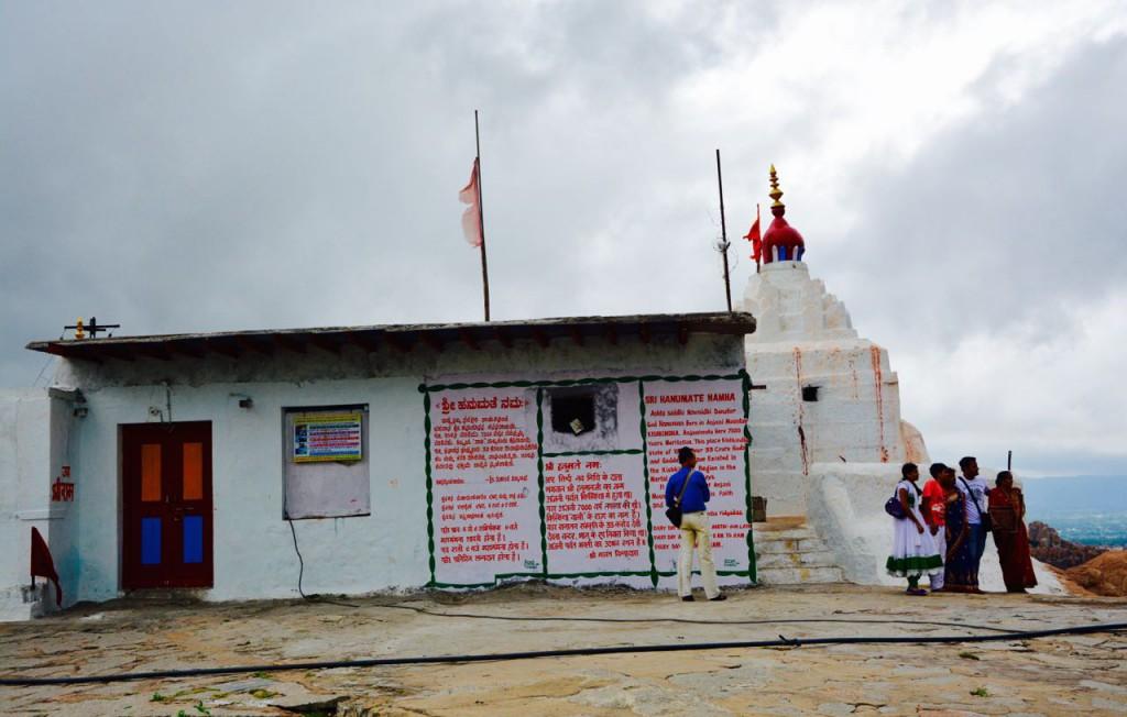 Hampi-Hanuman-Tempel