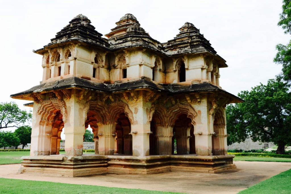 Hampi-Lotus-Tempel