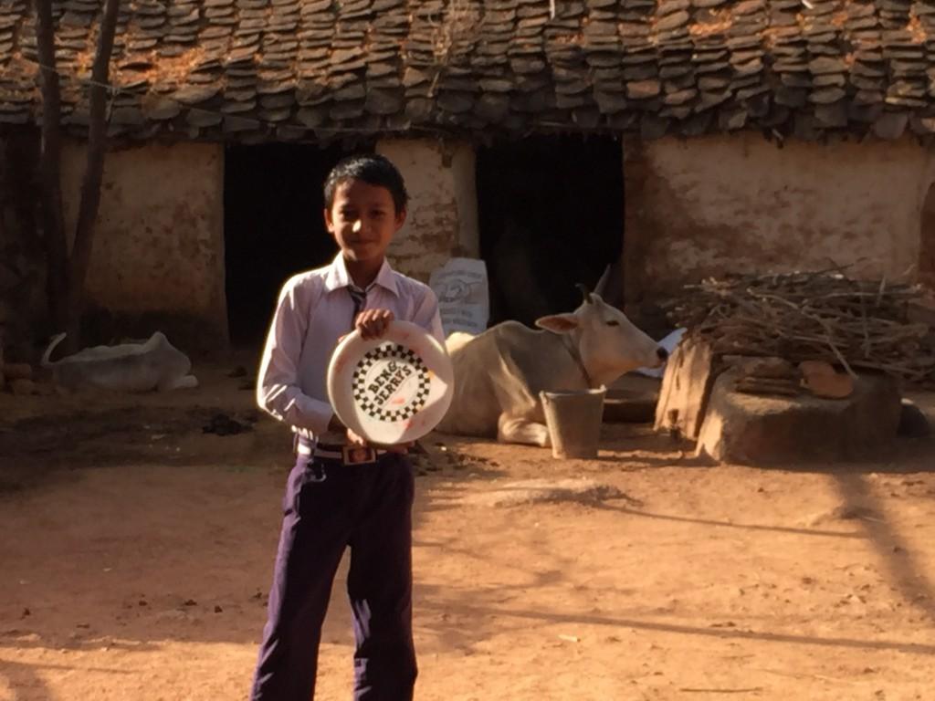 ramblinarium, friends of orchha home stay, india