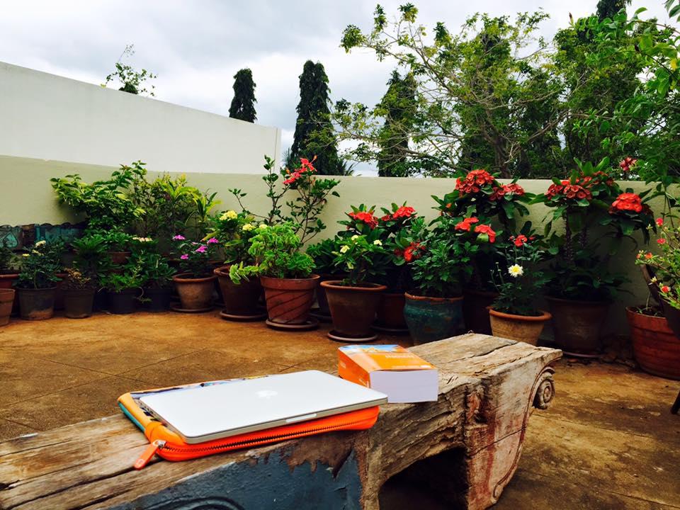 Mysore-BedandBreakfast_Rooftop