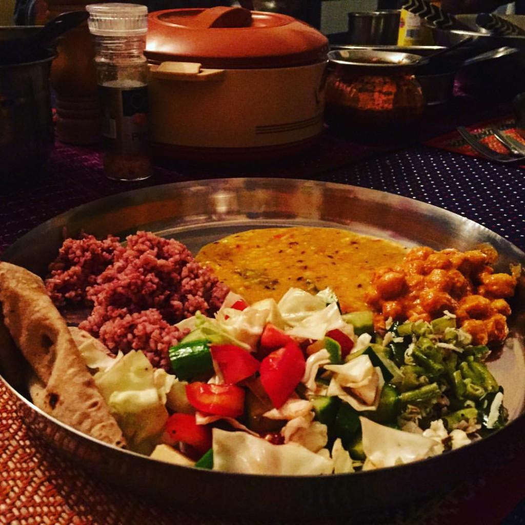 Mysore_BedandBreakfast_Dinner