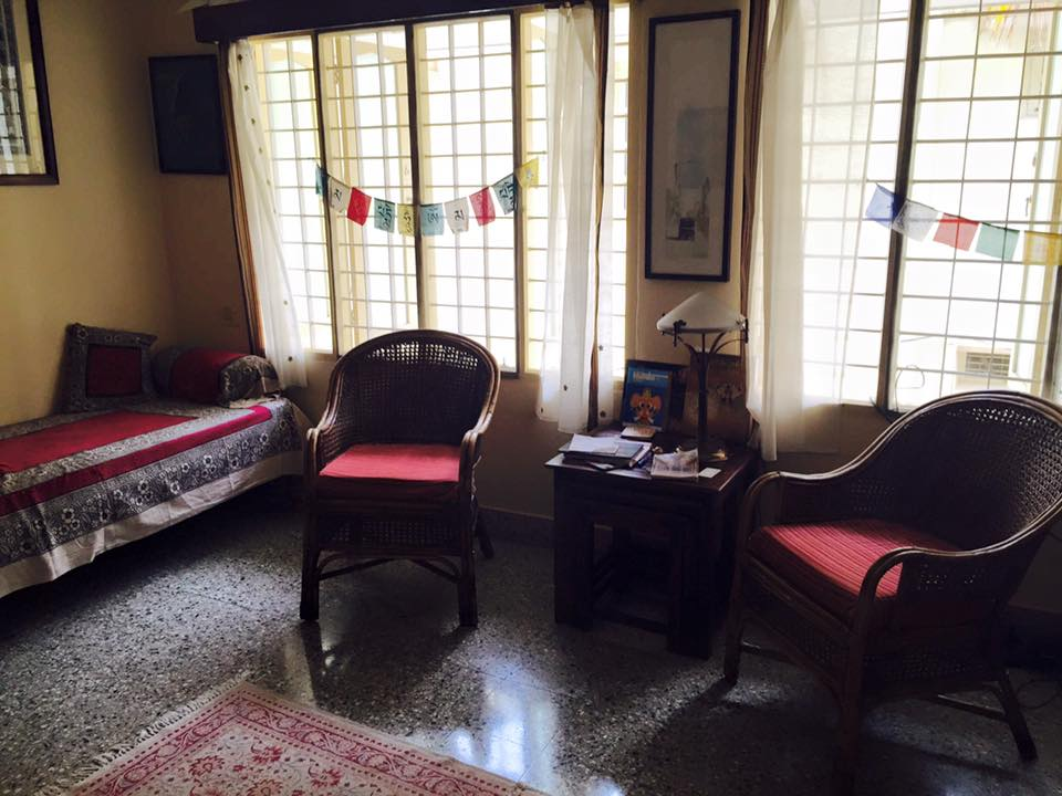 Mysore_BedandBreakfast_Salon