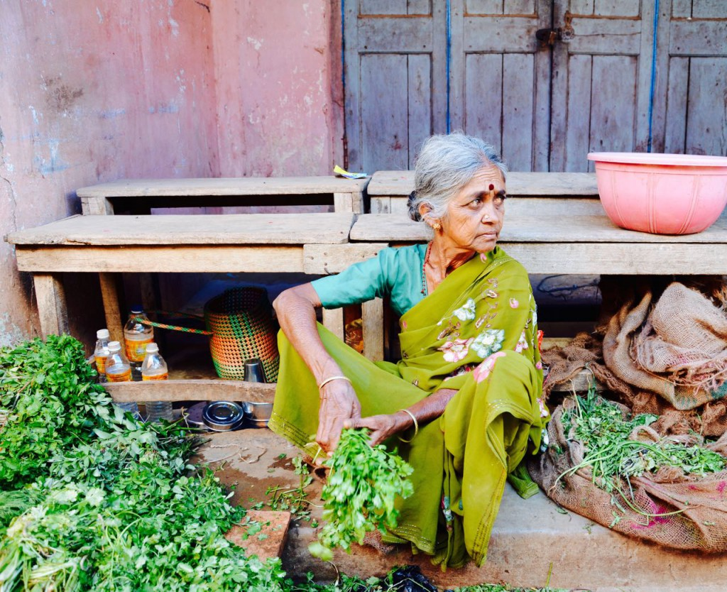 Mysore_Marktfrau