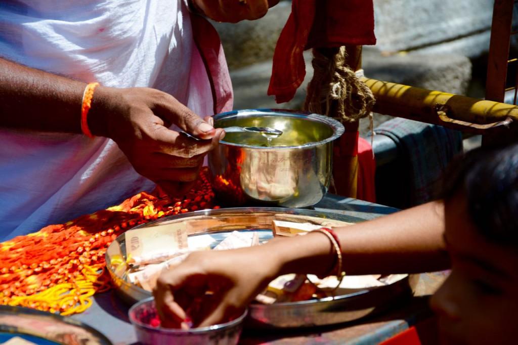 Mysore_Nandi_Zeremonie