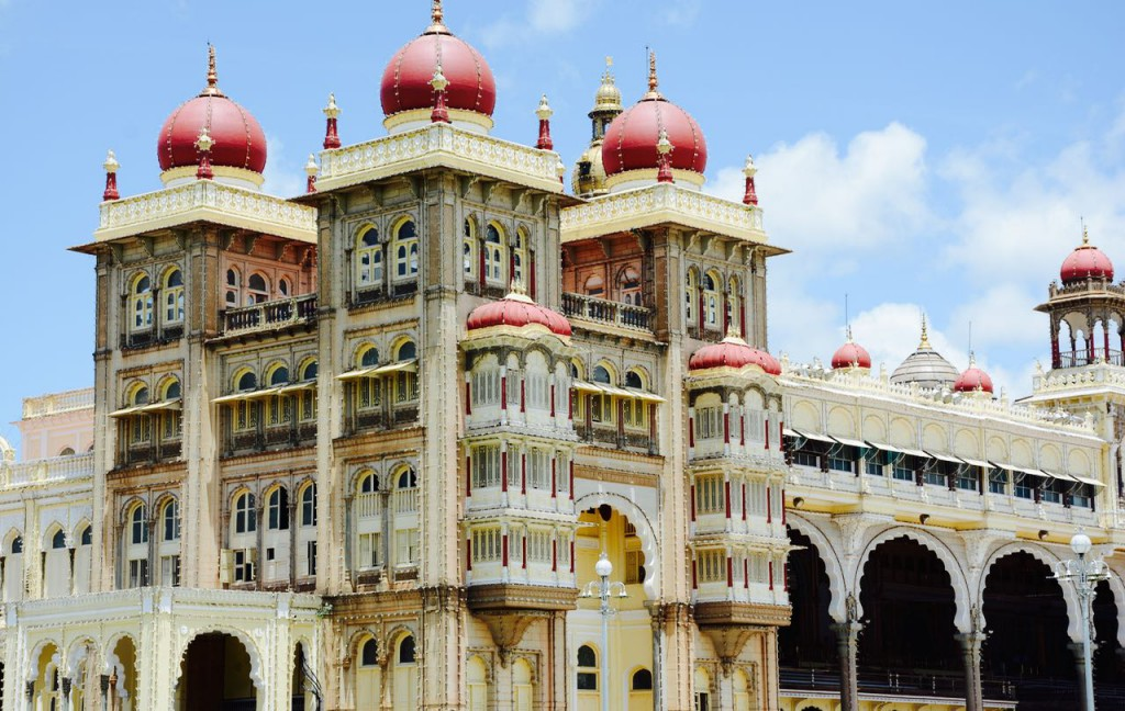 Mysore_Palast_1