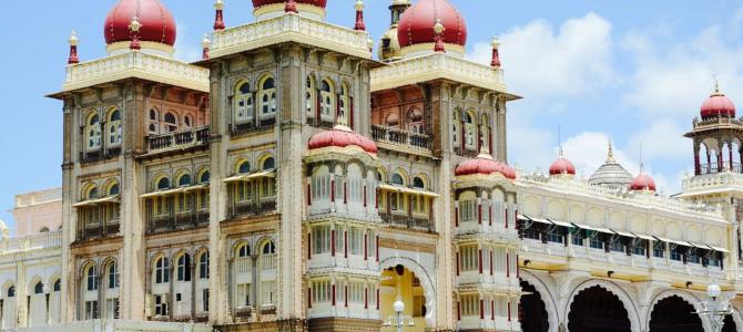 Indien urlaub, mysore